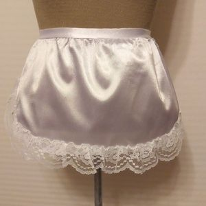 FRENCH MAID COSTUME APRONS - BUNDLE OF 2